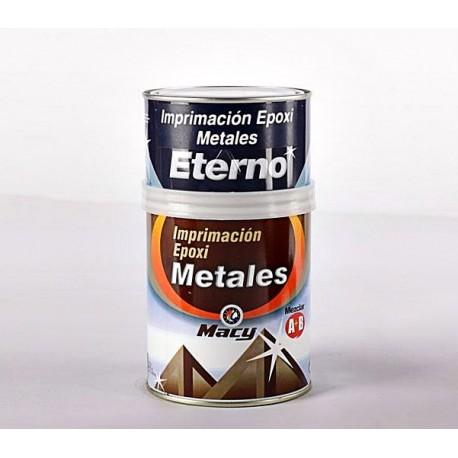 Imprimación Epoxy Gris Metales