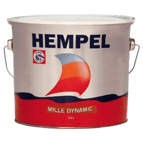 Antifouling Hempel Mille Dynamic Blanco 2,5L