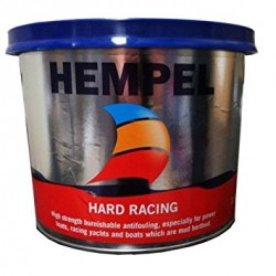 Antifouling Hard Racing Negro 'Matriz Dura'