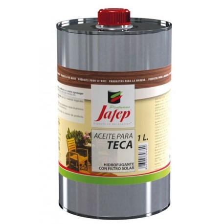 Aceite para Teka (con color Teka) 1lt